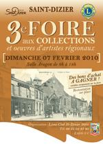 2010 beaux salons toutes collections montres jouets for Foire de saint dizier