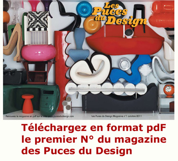 Puces du design grand march parisien du vintage - Puces du design paris ...